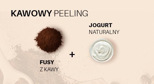 Kawowy peeling