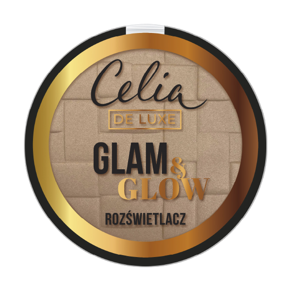 De Luxe GLAM&GLOW rozświetlacz