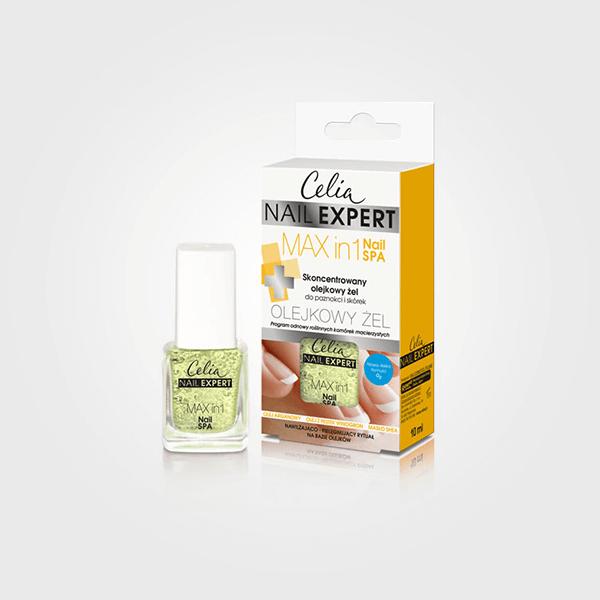 Odzywka Nail Expert Max in 1 Nail Spa